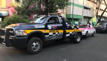 Semovi inicia operativos para inhibir delitos en taxis y Uber