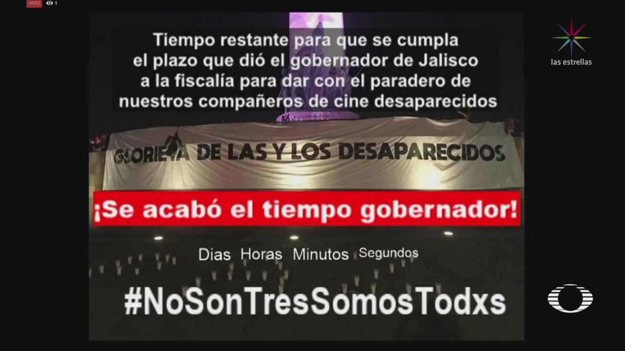 Incapacidad Gobierno Localizar Estudiantes Cine, Jalisco