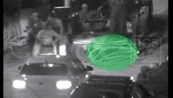 Por robar cable eléctrico dos sujetos tiran poste en la GAM