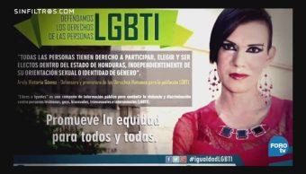 Sin Filtros Refugiada Transexual Victoria Política De Honduras Sin Filtros