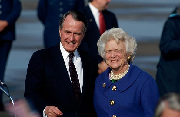 Trump y cuatro expresidentes estados unidos lamentan muerte Barbara Bush