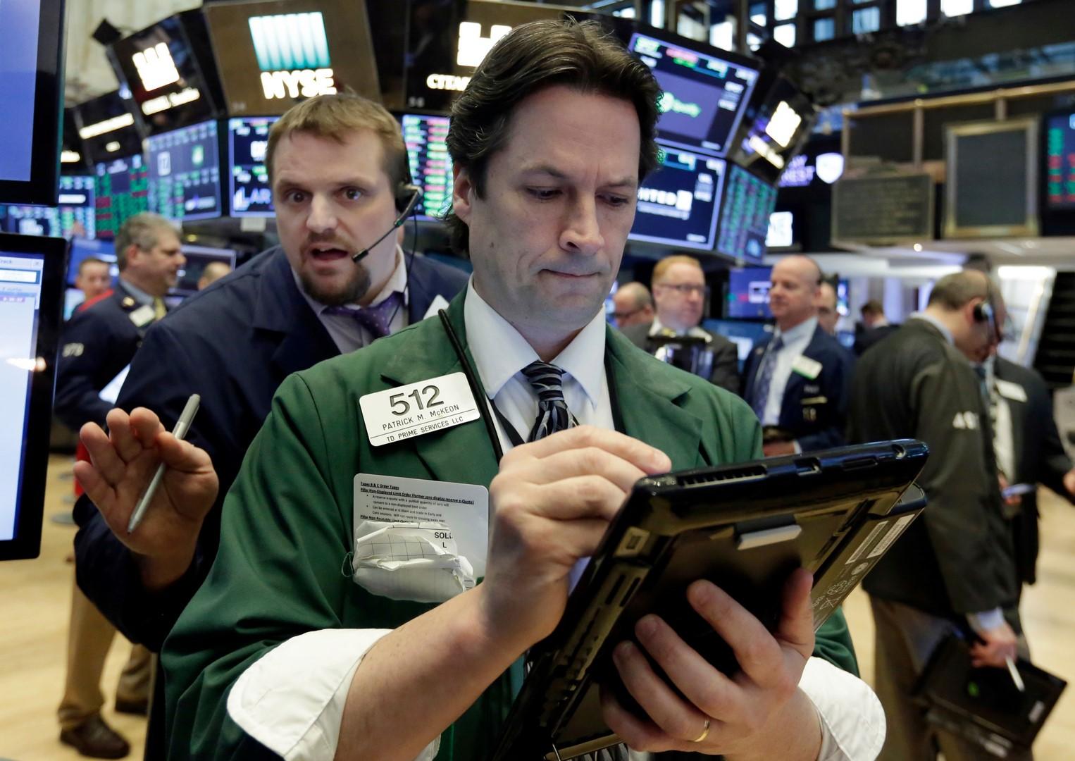Wall Street abre con fuertes ganancias