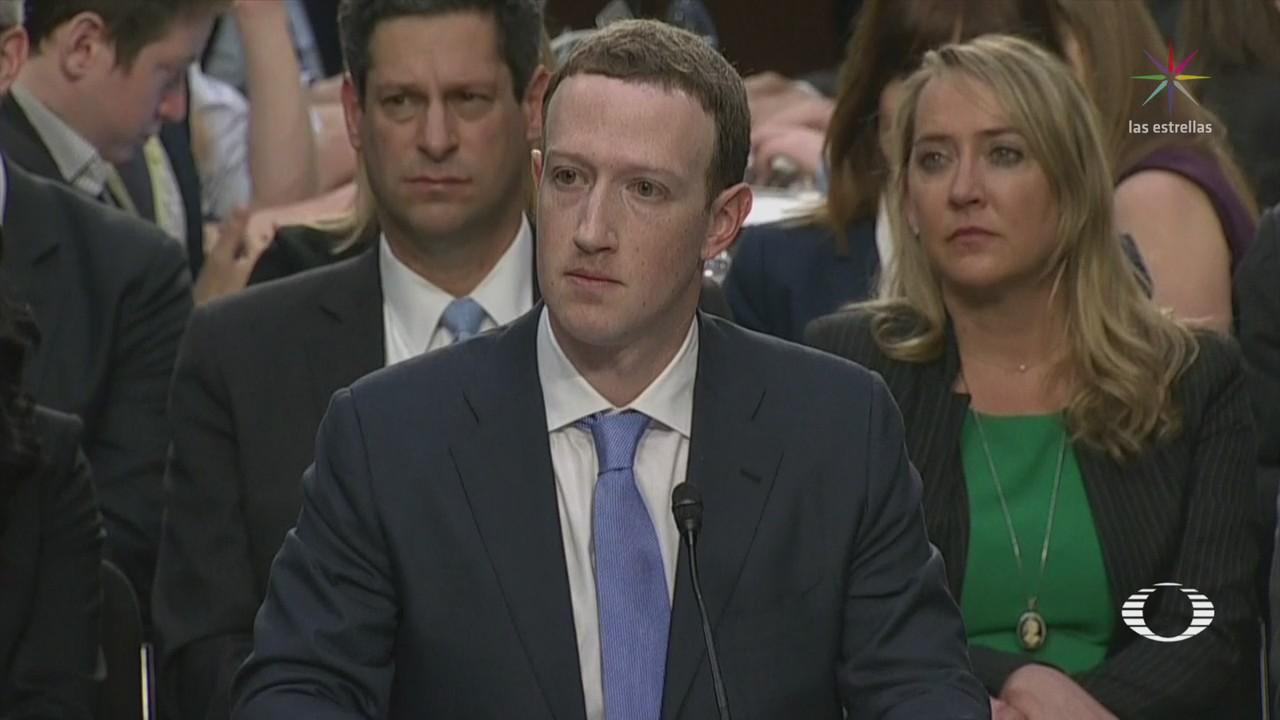 Zuckerberg admite responsabilidad por filtración de datos
