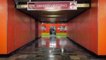Sujeto apuñala a tres personas en Metro Juanacatlán