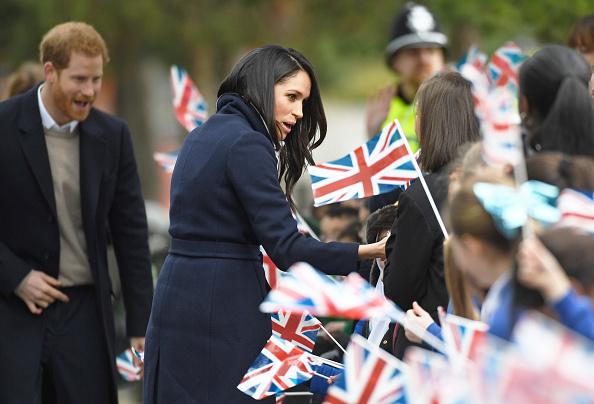 Enrique Meghan nueva pareja real británica