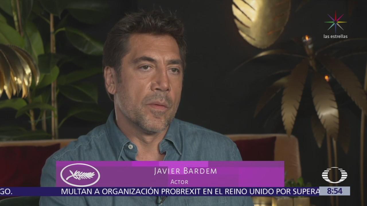 Conversando Actores Cinta 'Todos Lo Saben' Desde Cannes