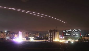 Siria afirma que ataque de Israel abre etapa de 'enfrentamiento directo'