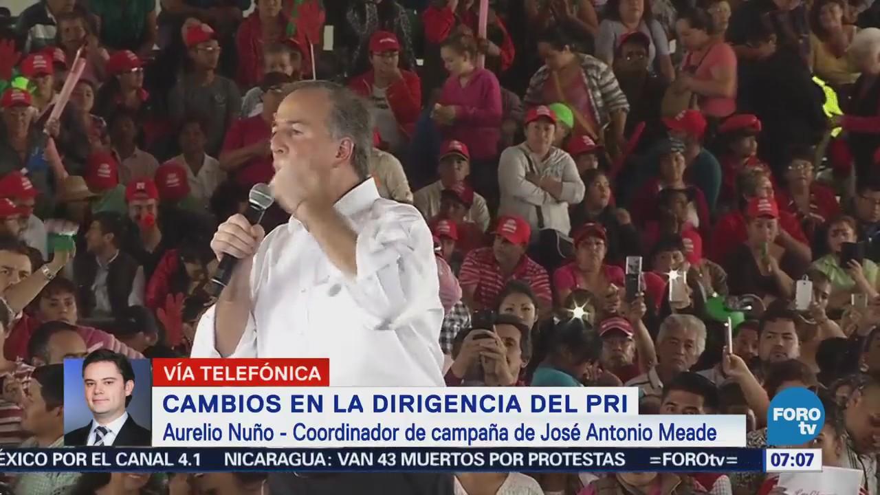 René Juárez provoca sinergia entre el PRI