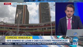 Ausentismo en elecciones presidenciales de Venezuela