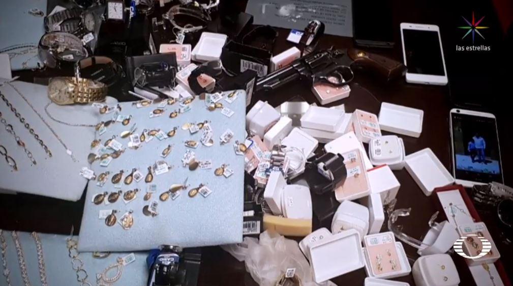 Desaparecen joyas de botín recuperado en Ministerio Público de Coyoacán