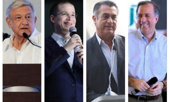 Candidatos a la Presidencia de la República dan sus reacciones tras segundo debate