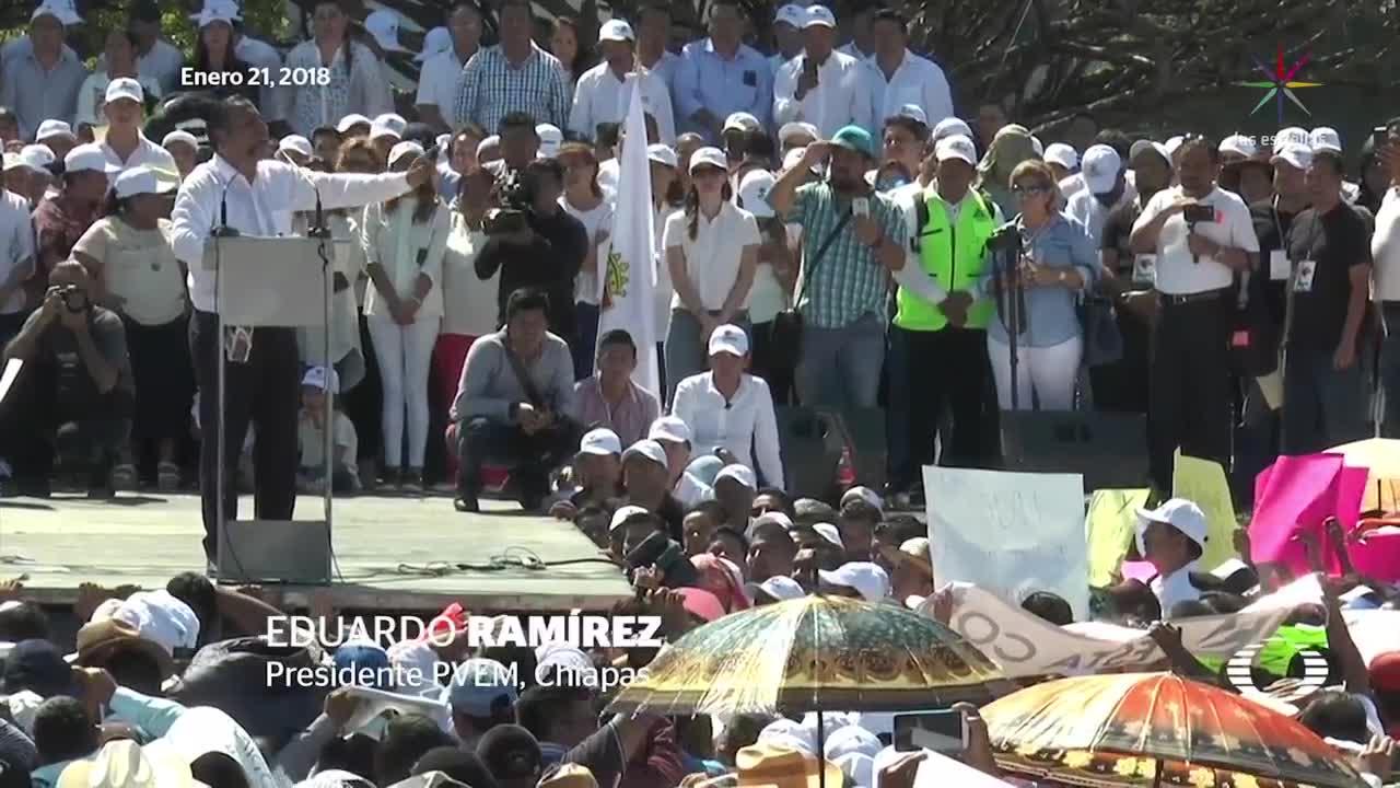Candidatos Chiapas Buscan Cargo Cualquier Partido