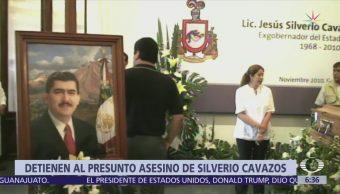 Capturan al presunto autor intelectual del homicidio del exgobernador de Colima