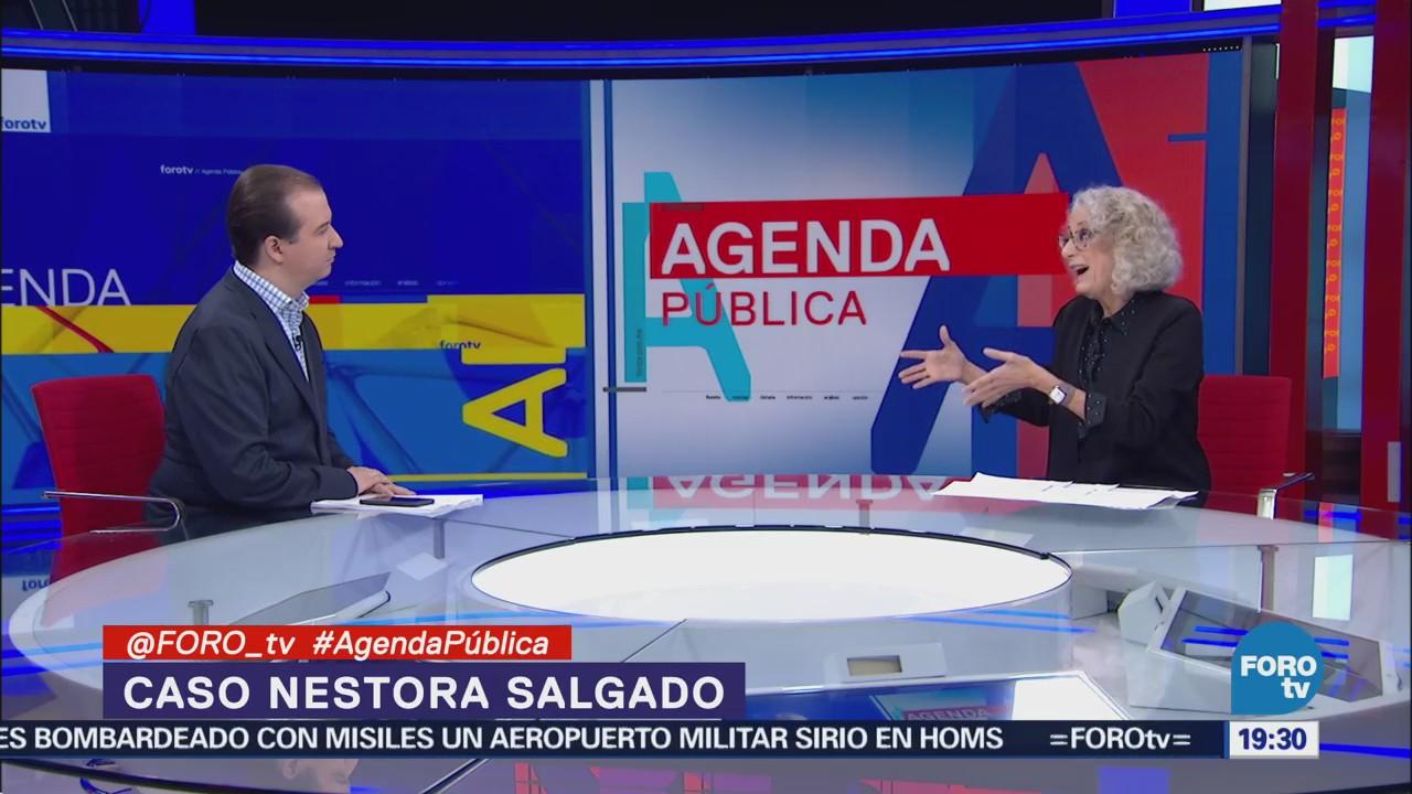 Caso Nestora Salgado Análisis Marta Lamas