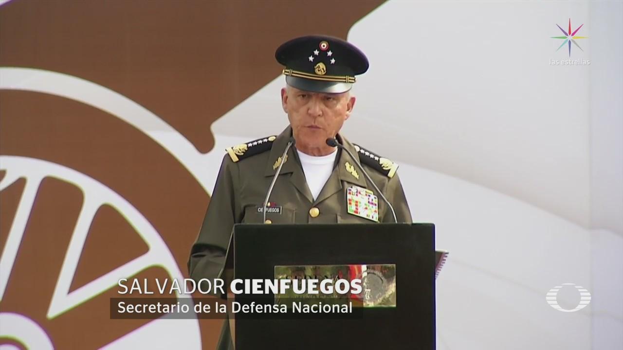 Salvador Cienfuegos Pide Candidatos Congruencia Honestidad