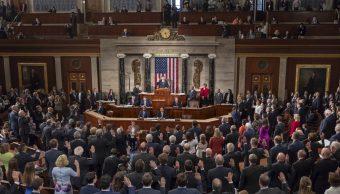 Congreso de Estados Unidos presiona a Trump