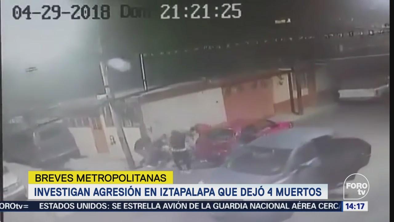 Dan a conocer video sobre balacera en El Triunfo