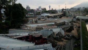 vecinos lugar descarrilamiento orizaba veracruz temen mas accidentes