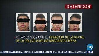 Detienen Cuatro Integrantes Los Oaxacos Estado de México