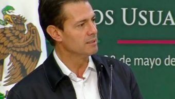 Peña Nieto: México, en proceso de transformación