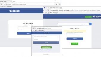 Phishing en redes sociales procedió de Facebook