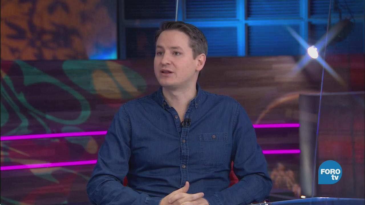 Entrevista con Alonso Fernández