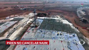 Frente Defensa Aviación Nacional Defiende Naim
