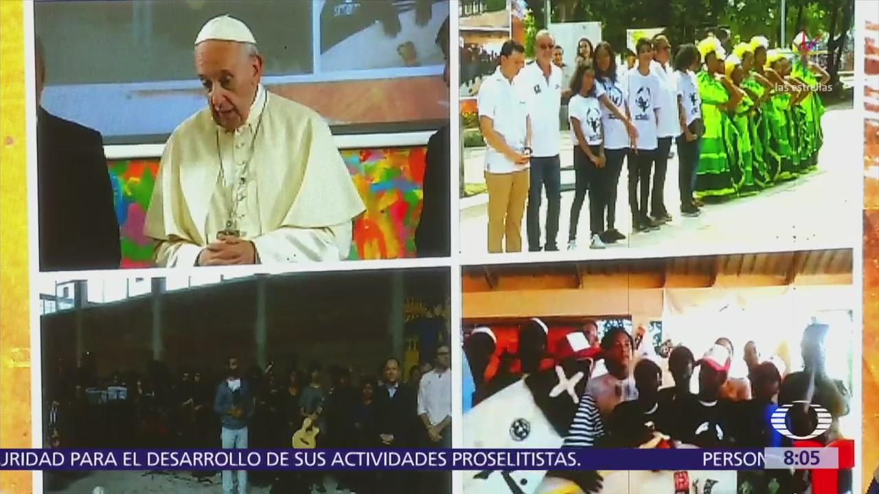 Fundación lanza iniciativa 'Box con valores' en México