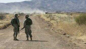 Arriban refuerzos de la Guardia Nacional a la frontera con México