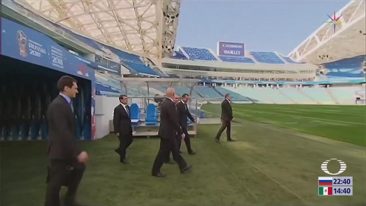 Inicia Cuenta Regresiva Mundial Futbol Rusia 2018