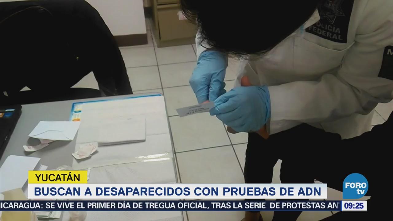 Instalan en Yucatán una base de datos de ADN