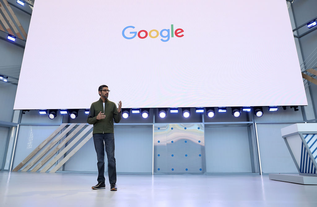 Inteligencia artificial protagoniza conferencia Google I O 2018