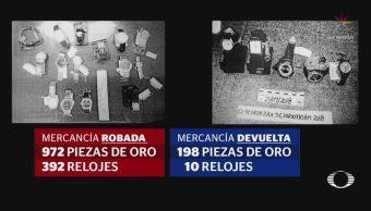 Investigan a funcionarios de Coyoacán por desaparición de joyas