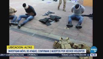 Investigan Móvil Ataque Exfiscal Jalisco