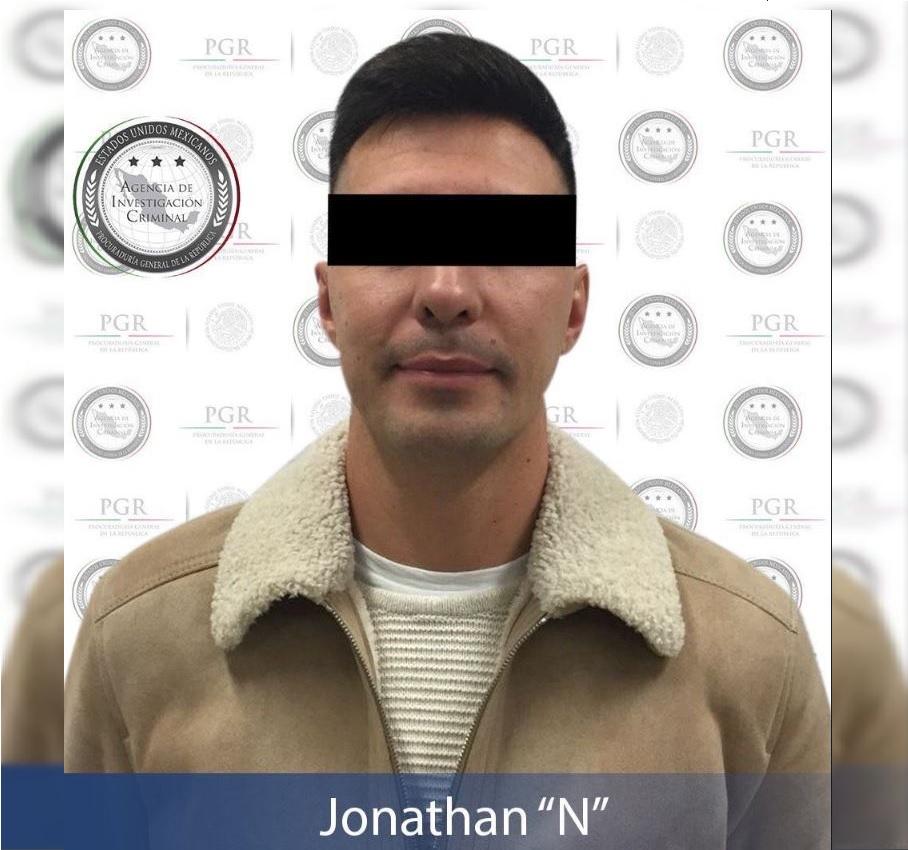 Extraditan a Argentina al futbolista Jonathan Fabbro, acusado de pederastia