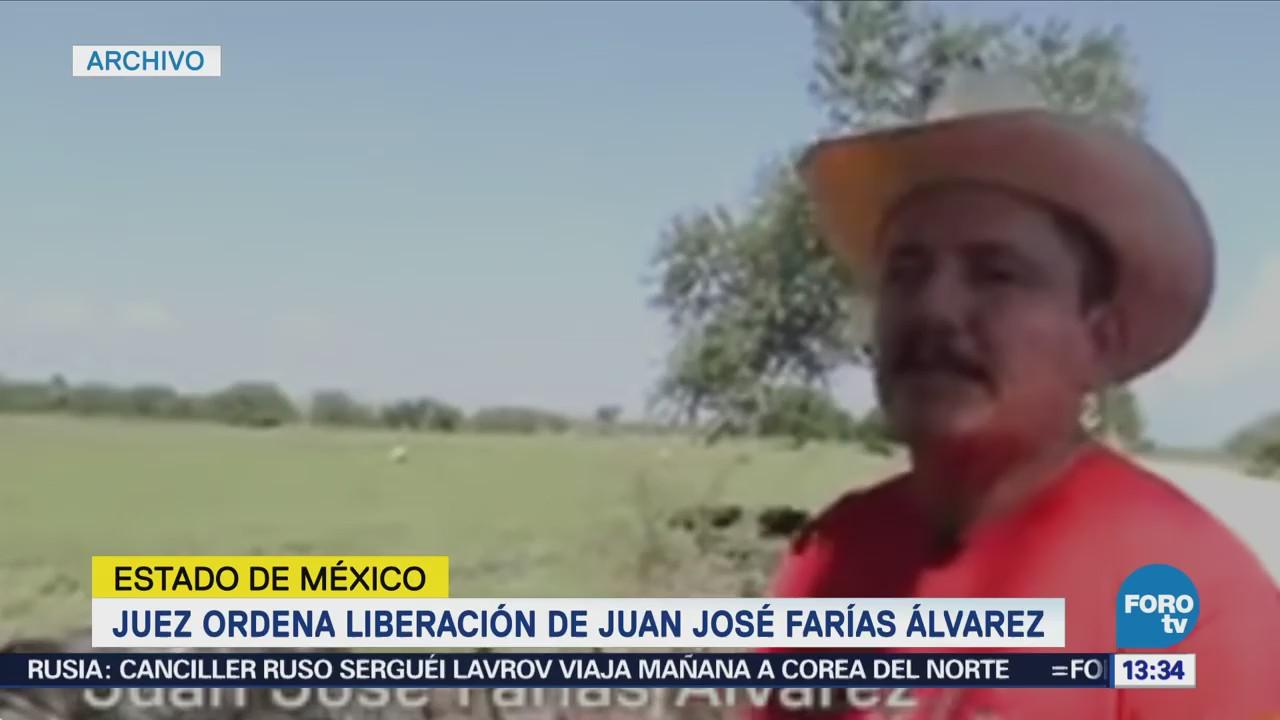 Juez ordena liberación de 'El Abuelo'