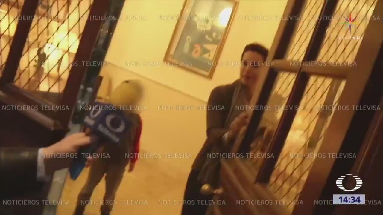 Karime Macías dispuesta a declarar