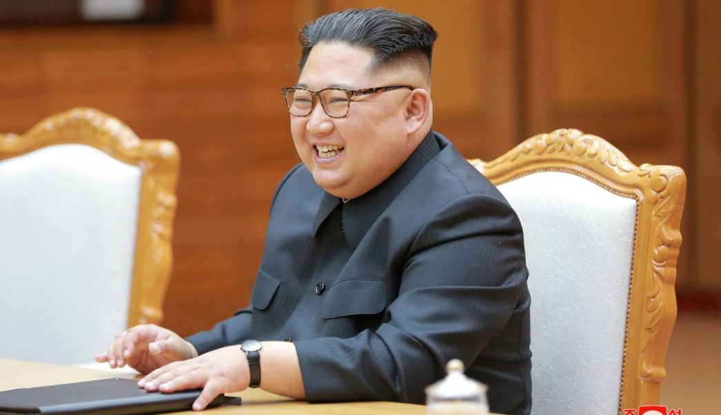 kim jong reunirse trump corea norte