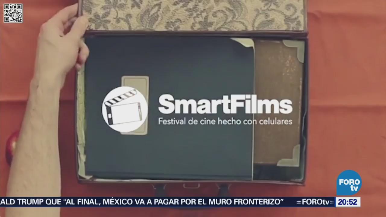 Llega a México SmartFilms festival de cine