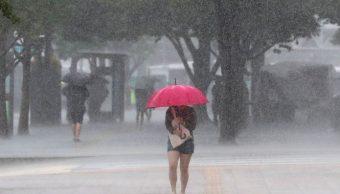 'Bud' provocará tormentas en Sinaloa, Nayarit, Jalisco