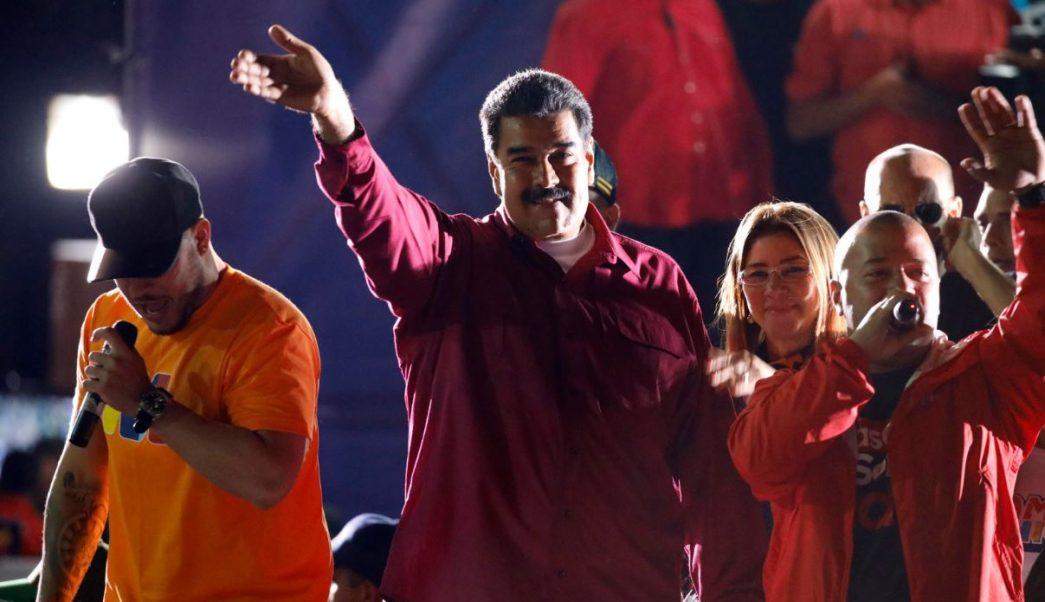 nicolas maduro gana elecciones presidenciales venezuela rivales piden nuevos comicios