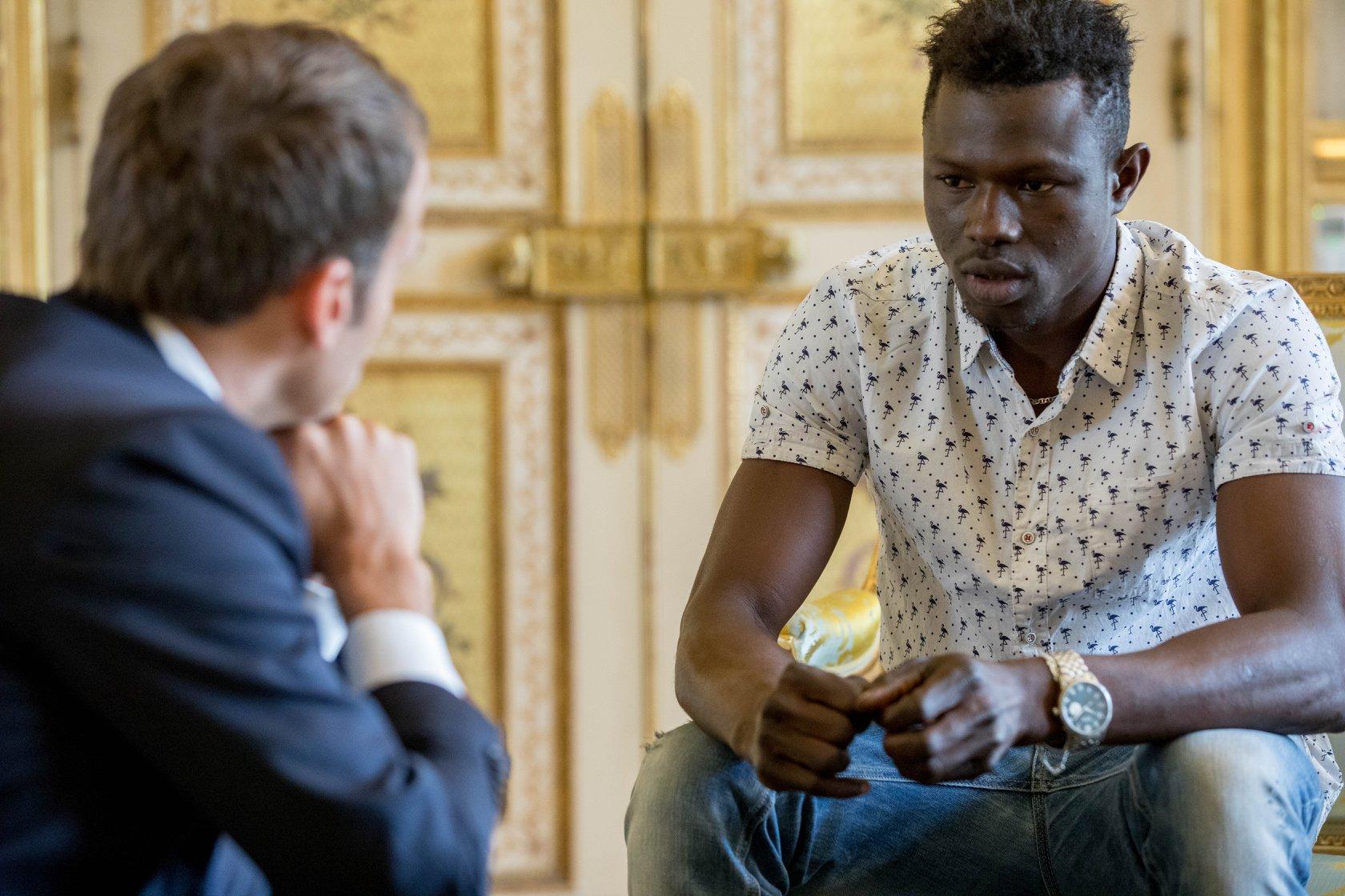 Nacionalidad, Francesa, Hombre Araña, Indocumentado, Mamadou Gassama, Emmanuel Macron