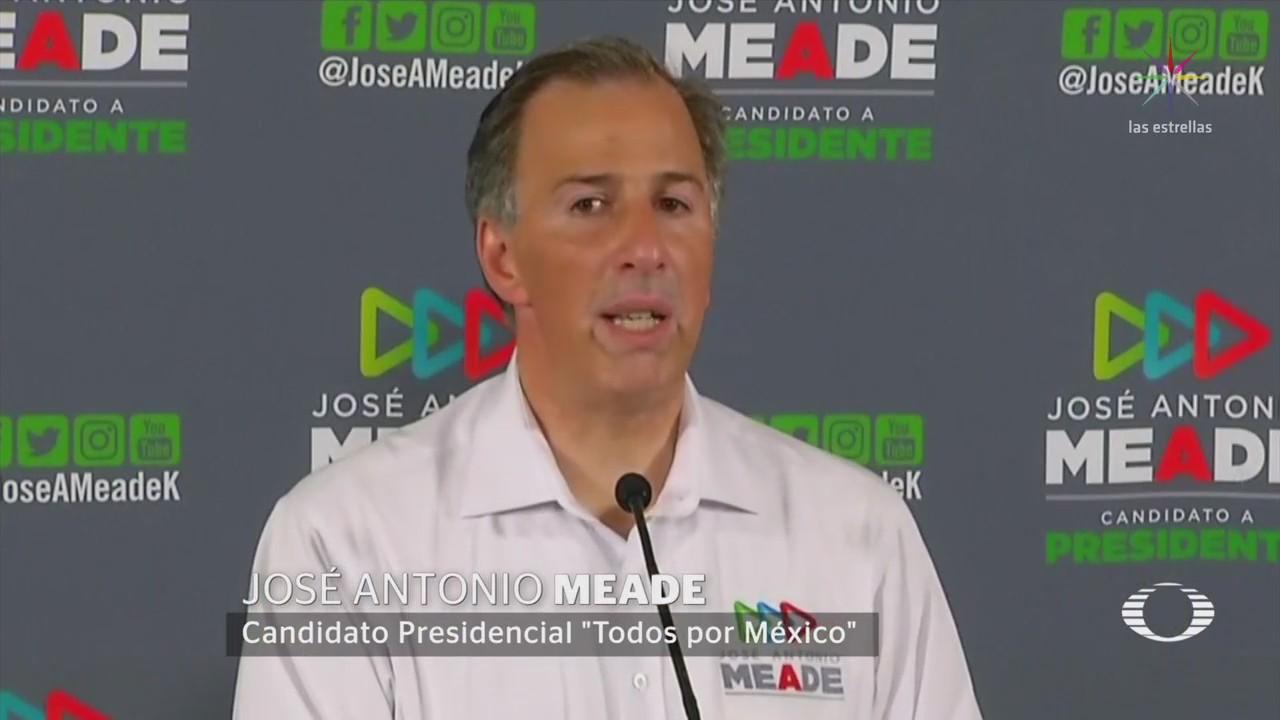 Meade Decidió Relevar Ochoa Dirigencia Pri