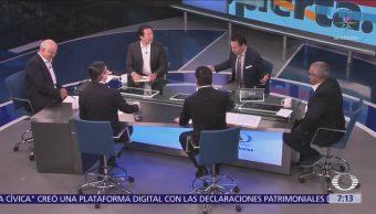 Mesa política en Despierta: Delgado, Nuño, Zepeda, Zavala y Torres dialogan