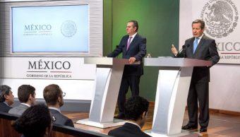 México no negociará el TLCAN en base a presiones: Gobierno