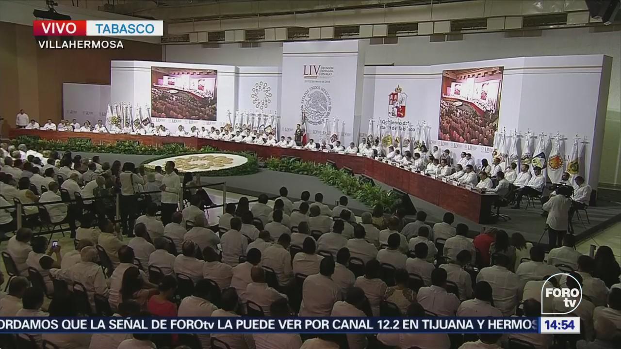 Navarrete Prida Participa Liv Reunión Plenaria Abierta Conago