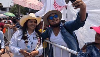 Juez federal desecha demanda de daño moral a Nestora Salgado