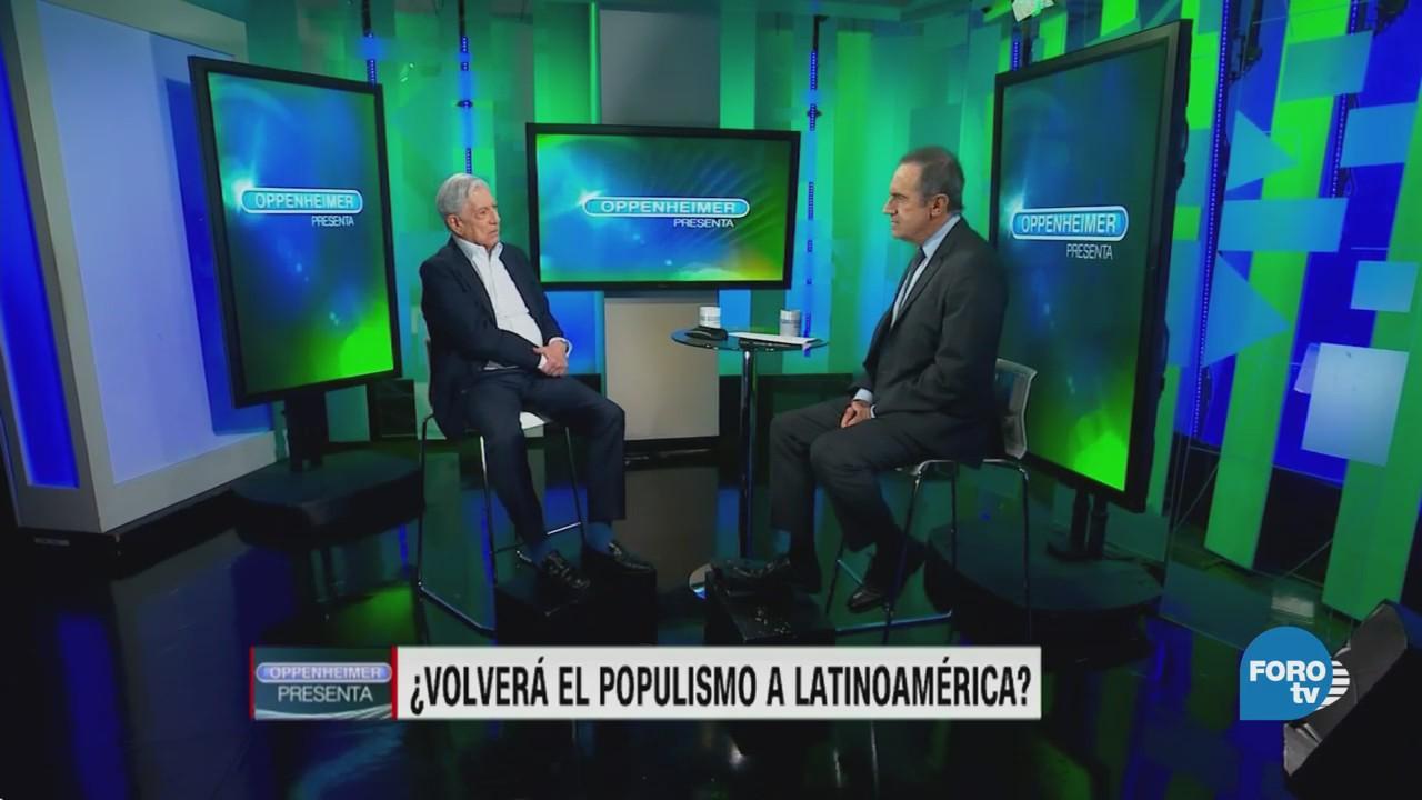 Oppenheimer Programa Mayo Mario Vargas Llosa