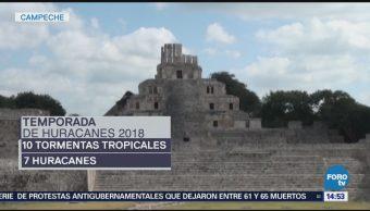 Patrimonio cultural bajo resguardo en Campeche