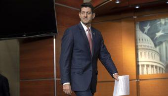 Paul Ryan fija 17 de mayo límite acuerdo TLCAN